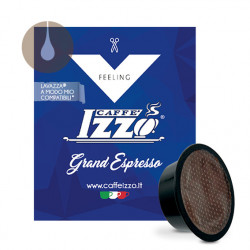 capsule Caffè Izzo Grand Espresso compatibili Lavazza A Modo Mio