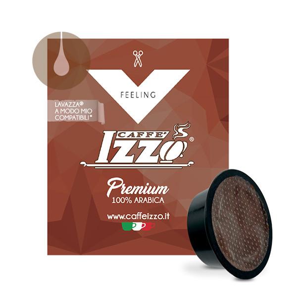 capsule Caffè Izzo Premium compatibili Lavazza A Modo Mio