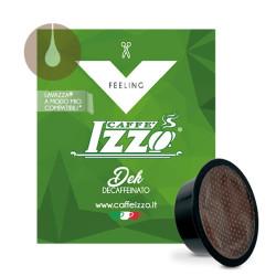 capsule Caffè Izzo Dek compatibili Lavazza A Modo Mio
