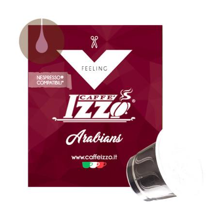 capsule Caffè Izzo Arabians compatibili Nespresso