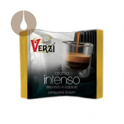 capsule caffè Verzì Aroma Intenso compatibili Bialetti