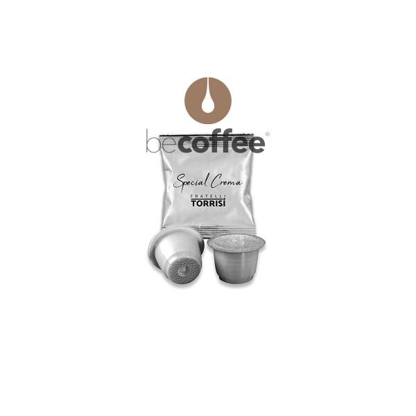 capsule caffè Torrisi Special Crema compatibili Nespresso