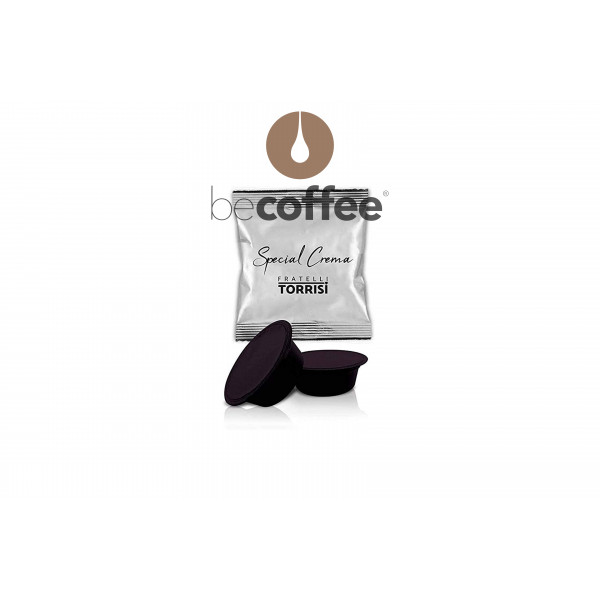 capsule caffè Torrisi Special Crema compatibili Lavazza A Modo Mio