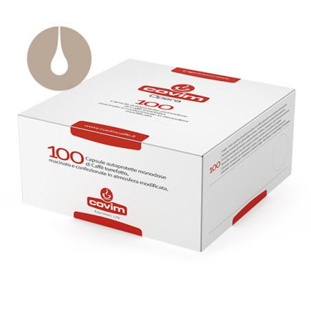 capsule caffè Covim Opera Orocrema compatibile Lavazza Blue