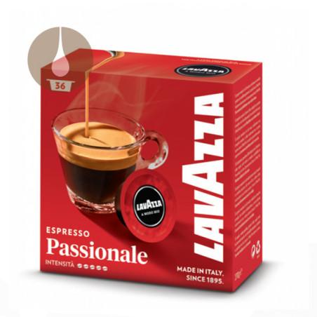capsule caffè Lavazza A Modo Mio Passionale