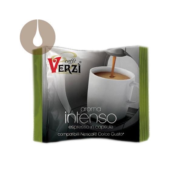 capsule caffè Verzì Aroma Ricco compatibili Nescafè Dolce Gusto