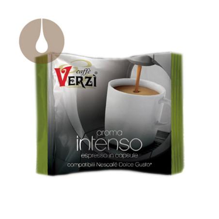 capsule caffè Verzì Aroma Intenso compatibili Nescafè Dolce Gusto