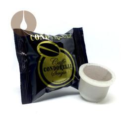 capsule caffè Condorelli Sergio miscela Nero compatibili Uno System