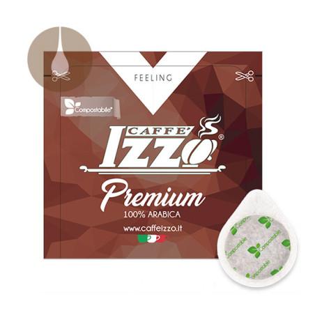 cialde di carta ESE compostabili Caffè Izzo Premium