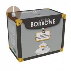 capsule caffè Borbone Miscela BLU compatibile Lavazza Espresso Point