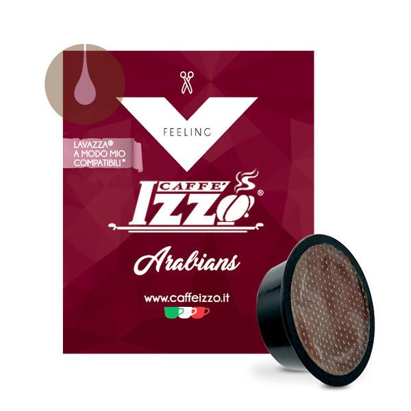 capsule Caffè Izzo Arabians compatibili Lavazza A Modo Mio