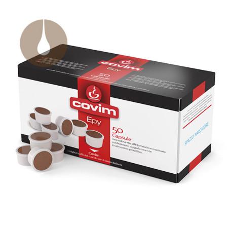capsule caffè Covim Epy Camomilla compatibile Lavazza Espresso Point
