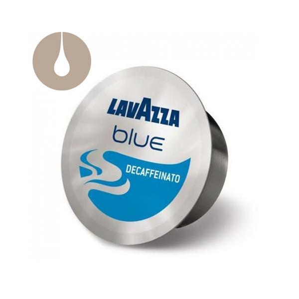 capsule caffè Lavazza Blue Espresso Decaffeinato