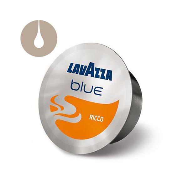 capsule caffè Lavazza Blue Espresso Ricco