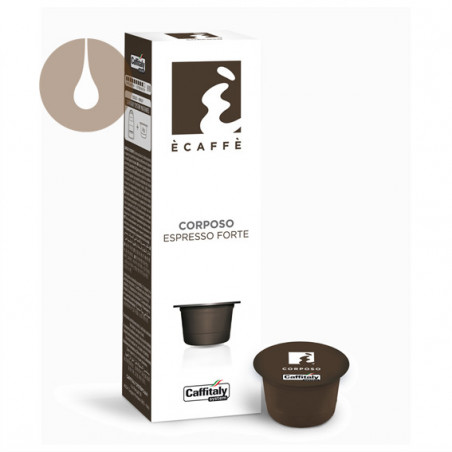 "capsule caffè Caffitaly System ""Ècaffè"" Corposo"