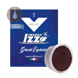 capsule Caffè Izzo Grand Espresso compatibili Lavazza Espresso Point