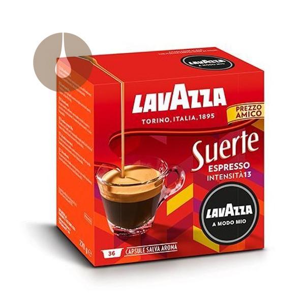 capsule caffè Lavazza A Modo Mio Suerte