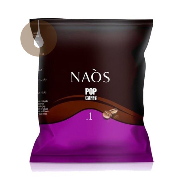 capsule Pop Caffè Naos Intenso compatibili Nespresso