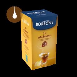 cialde caffè Borbone The al Limone
