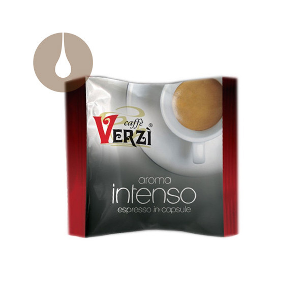 capsule caffè Verzì Aroma Intenso compatibili Lavazza Espresso Point