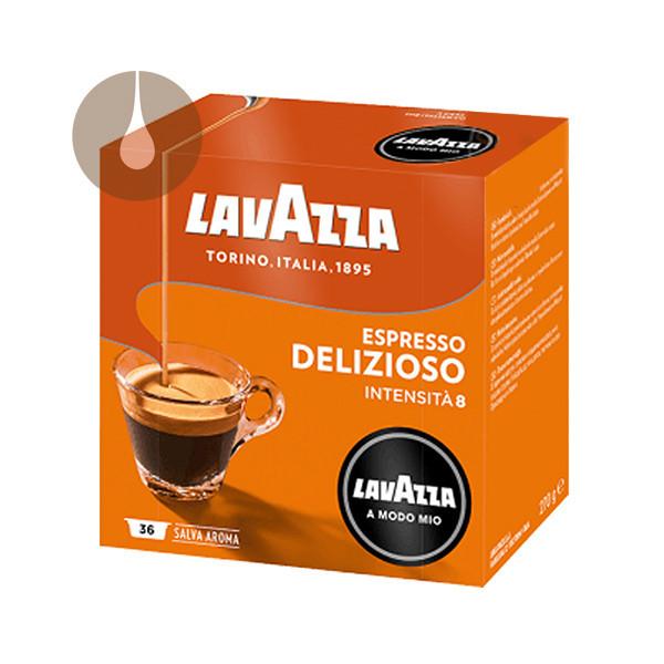 capsule caffè Lavazza A Modo Mio Delizioso