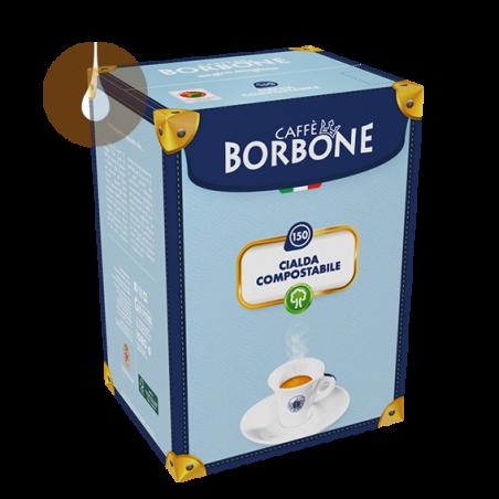 cialde caffè Borbone Espresso d'Orzo