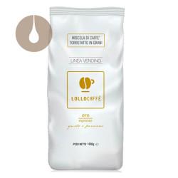 caffè in grani Lollo Oro Espresso da 1 kg