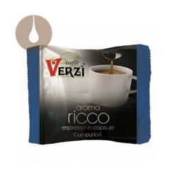 capsule caffè Verzì Aroma Ricco compatibili Lavazza Firma