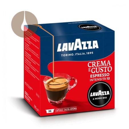 capsule caffè Lavazza A Modo Mio Crema e Gusto