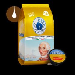 capsule caffè Borbone Miscela ORO compatibile Nescafè Dolce Gusto