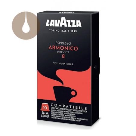 capsule caffè Lavazza Armonico compatibile Nespresso
