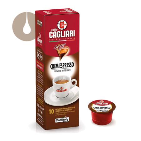 capsule caffè Caffitaly System Caffè Cagliari Crem Espresso