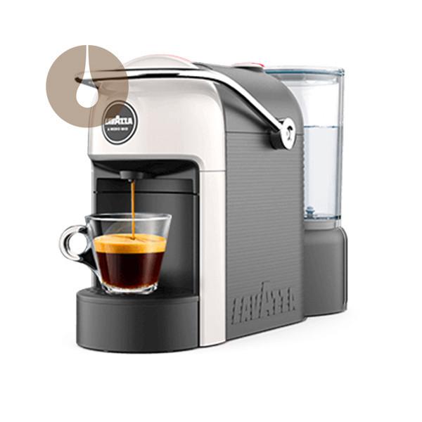 macchina da caffè a capsule JOLIE colore WHITE