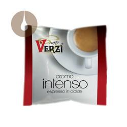cialde in carta filtro sistema ESE caffè Verzì Aroma Intenso