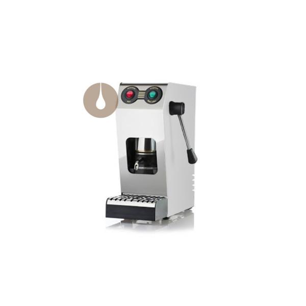 macchina da caffè a cialde COMPACT colore WHITE
