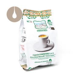 capsule caffè Gattopardo Buon Dek compatibili Nescafè Dolce Gusto