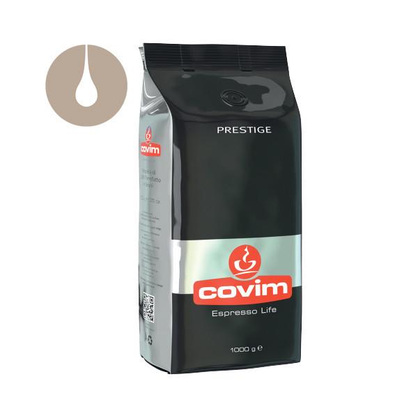 caffè in grani Covim Prestige da 1 kg