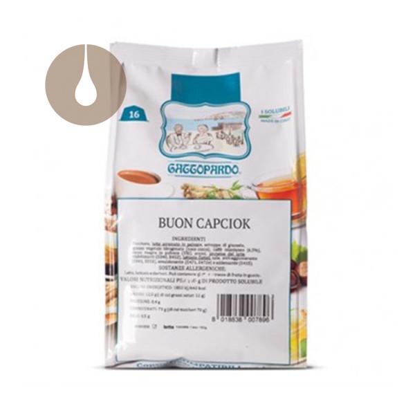 capsule solubile Gattopardo Capciock compatibili Nescafè Dolce Gusto