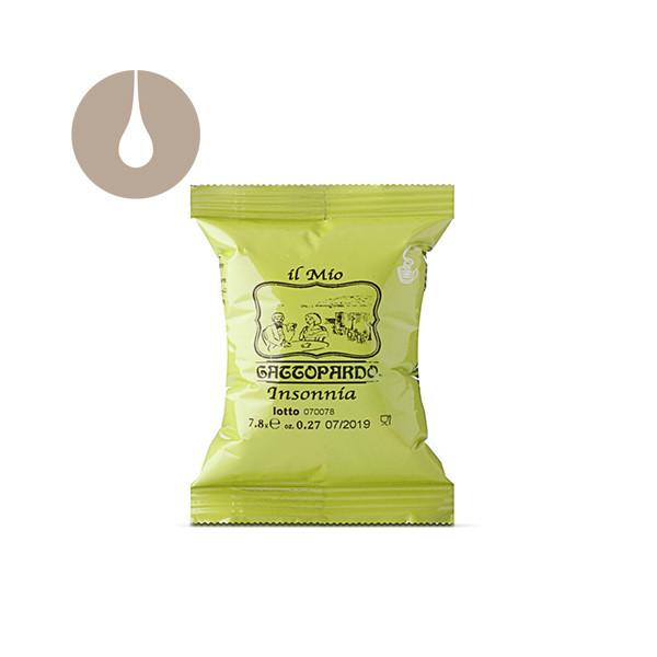 capsule caffè Il Mio Gattopardo Insonnia compatibili Lavazza A Modo Mio