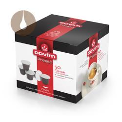 capsule caffè Covim Pressò Orocrema compatibile Nespresso