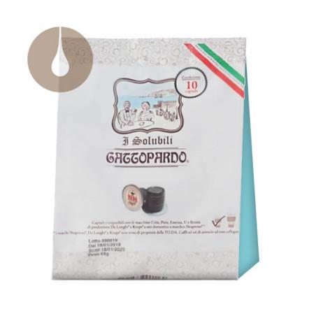 """capsule """"I Solubili"""" Gattopardo Orzo compatibili Nespresso"""