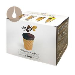 Chocup Maxi di Foodrinks - 2 tazzine di wafer da 120 m