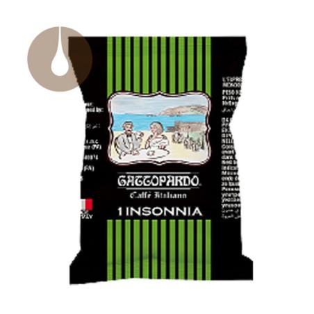 capsule caffè Gattopardo Insonnia compatibili Uno System