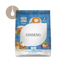 capsule caffè Gattopardo Ginseng compatibili Uno System