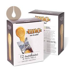 Uno di Foodrinks - 12 cucchiaini di pasta frolla