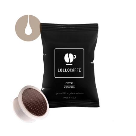 capsule caffè Lollo Nero Espresso compatibili Lavazza Espresso Point