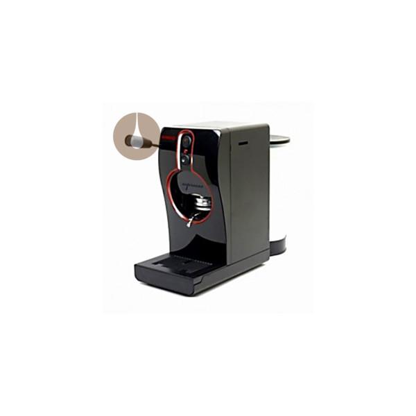 macchina da caffè a cialde GRIMAC TUBE KIMBO colore BLACK