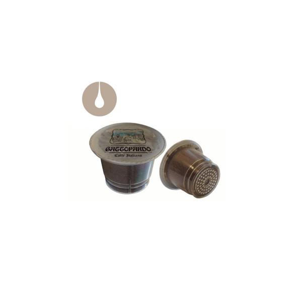 """capsule """"I Solubili"""" Gattopardo Zenzero & Limone compatibili Nespresso"""