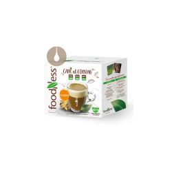 capsule FoodNess Caffè al Ginseng Classico compatibili Nescafè Dolce Gusto